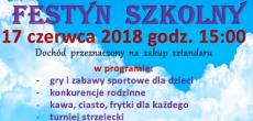 Festyn Szkolny w Sośnie