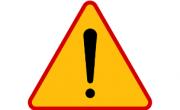 Ostrzeżenie meteorologiczne Nr 44 - Silny wiatr