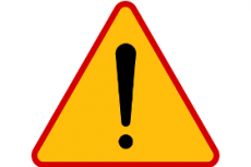 Ostrzeżenie Nr 13 - Intensywne opady deszczu