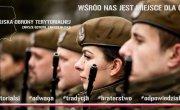 Rekrutacja do Wojska Obrony Terytorialnej