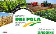 Krajowe Dni Pola 2020 - Minikowo