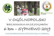 V Ogólnopolski bieg dookoła Wilczych Jarów