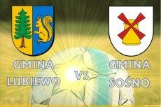 Gmina Lubiewo vs Gmina Sośno