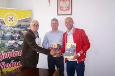 Przebudowa i rozbudowa oczyszczalni ścieków w Wąwelnie - podpisanie umowy z wykonawcą