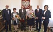 Złote Gody Państwa Bernarda i Janiny Grzeca oraz Państwa Romana i Marianny Zalewskich