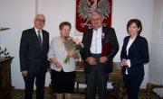 Złote Gody Państwa Józefa i Anny Gregorczyk ze Skoraczewa