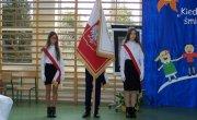 Przekazanie sztandaru Szkole Podstawowej w Sośnie