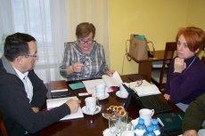 Relacja z prezydium i terminy spotkań komisji stałych - styczeń 2020