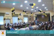 IX sesja Rady Gminy Sośno 18.06.2019