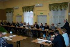 XV sesja Rady Gminy Sośno VIII kadencji