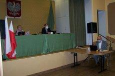 XX sesja Rady Gminy Sośno VIII kadencji