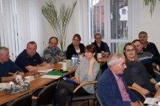 Spotkanie Wójta z sołtysami 13 stycznia 2020 r.