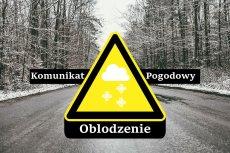 Ostrzeżenie meteorologiczne Nr 10/2021 - Oblodzenie