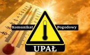 Ostrzeżenie meteorologiczne Nr 28/2021 - Upał