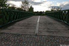 Brak przejazdu przez wiadukt w Zielonce!