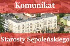 Komunikat Starosty Sępoleńskiego - Nieodpłatna Pomoc Prawna