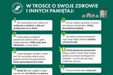 Komunikat Dyrektora Regionalnej Dyrekcji Lasów Państwowych w Toruniu