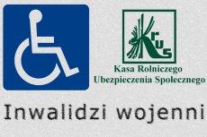 Świadczenie pieniężne dla inwalidów wojennych